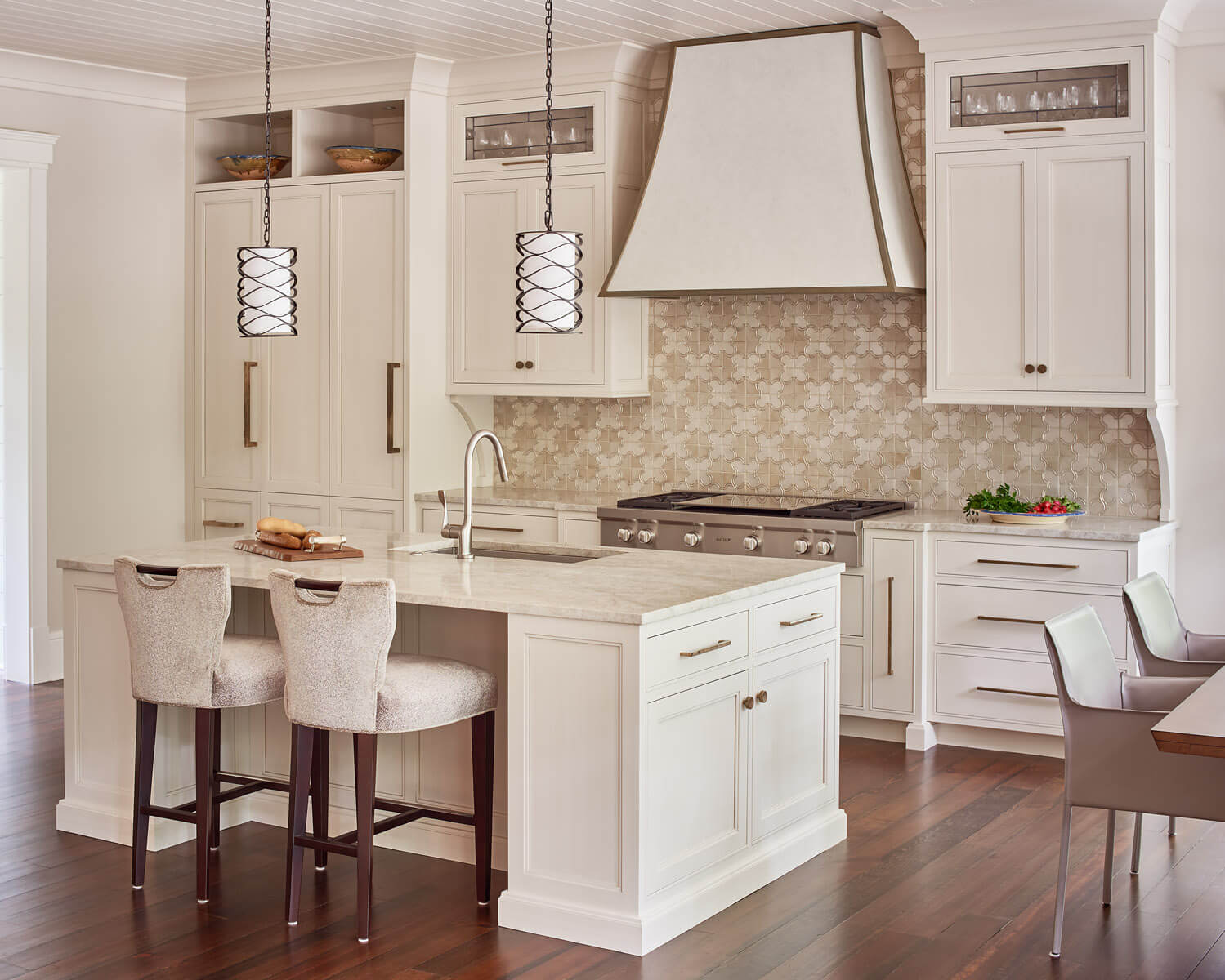 A Cozy Kitchen Style With Kitchen Cabinets Designed For You