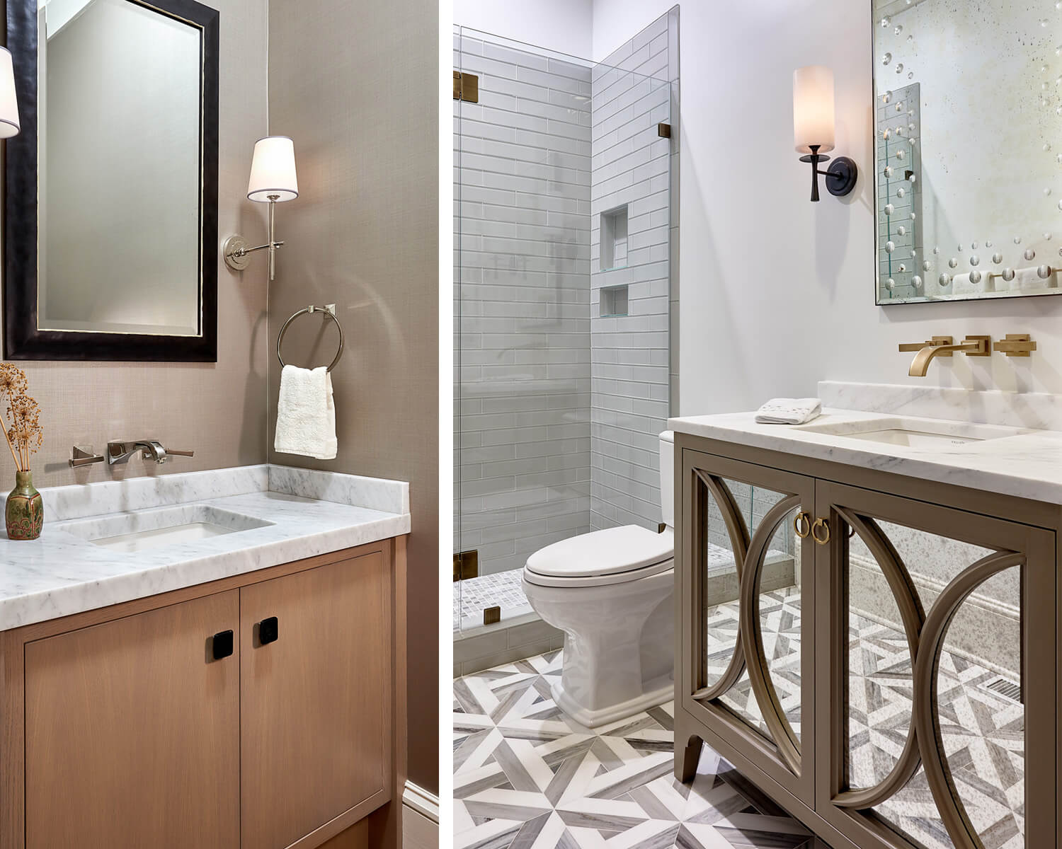 Bathroom Remodel and Designs in Charlotte, NC - Bistany Design
