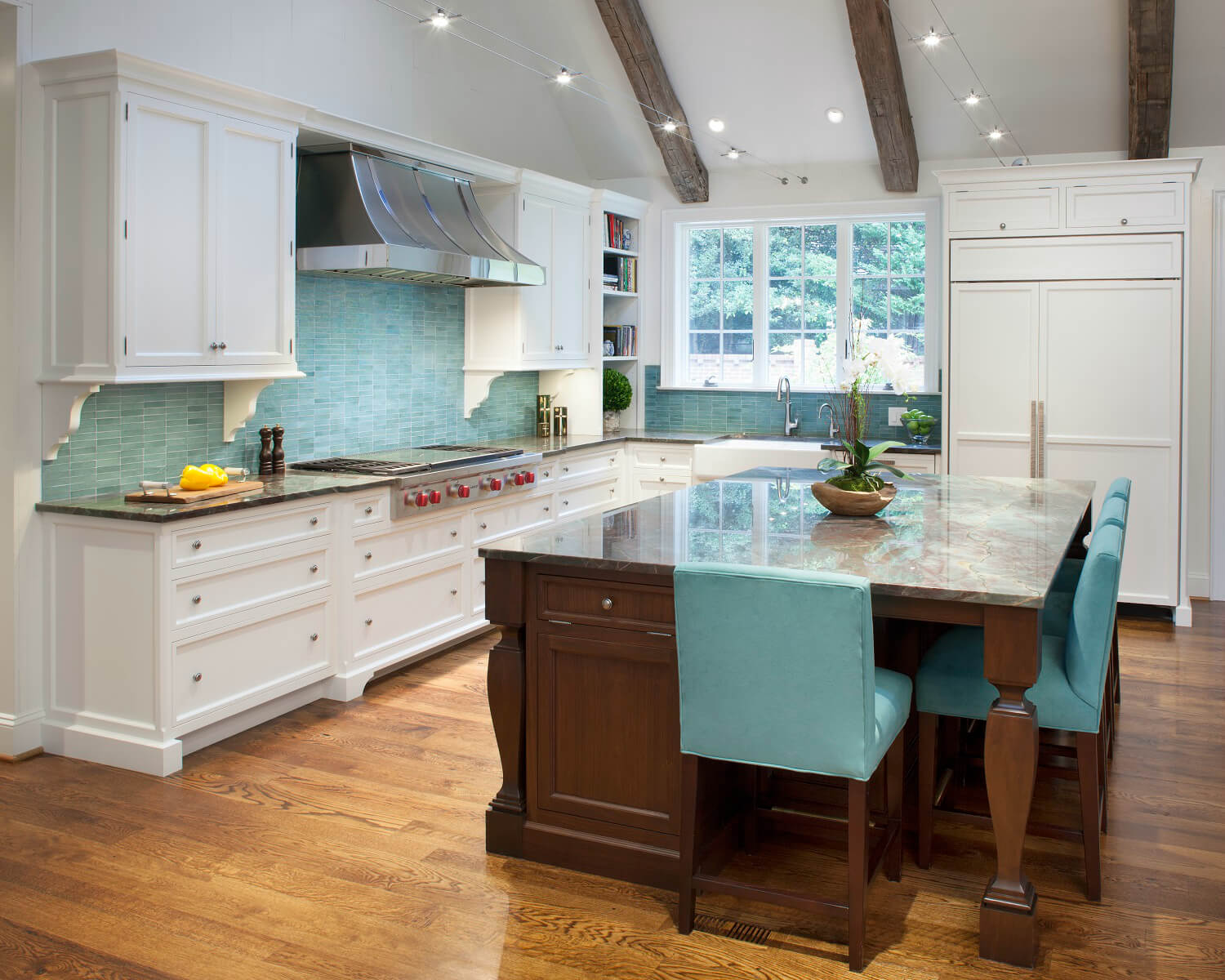 Kitchen Design and Remodel in Charlotte, NC - Bistany Design