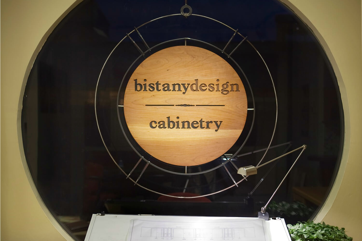 Visit the Bistany Design Showroom for Custom Cabinet Ideas